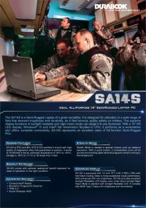 Datasheet RNB-SA14S - 1712
