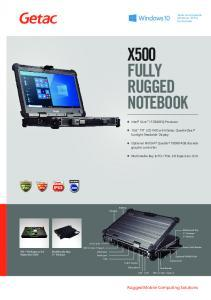 English Brochure - BELTRONIC_RNB-X500G3_WW_20201120